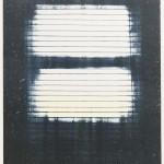 dawn II, Lithographie (Unikat) auf Büttenpapier, 67x85cm, 2018