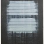 dawn IX, Lithographie (Unikat) auf Büttenpapier, 67x85cm, 2018