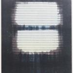 dawn I, Lithographie (Unikat) auf Büttenpapier, 67x85cm, 2018