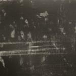 aus der Serie: under water, Unikat, Lithografie vom Stein, auf Büttenpapier, 59,4x42cm, 2017