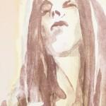 """Detail aus """"Madonna III"""""""