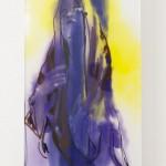 Madonna, Digitale Malerei, Acrylglasdruck, 14 x24 cm, 2018