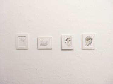 """Ausstellungsansicht """"Mirage"""", Museum Kunstraum Neuss, Neuss, 2017"""