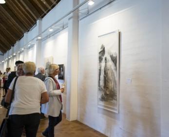 "Ausstellungsansicht ""11. Kunstpreis Wesseling"", Kunstverein Wesseling e.V., Wesseling, 2018"